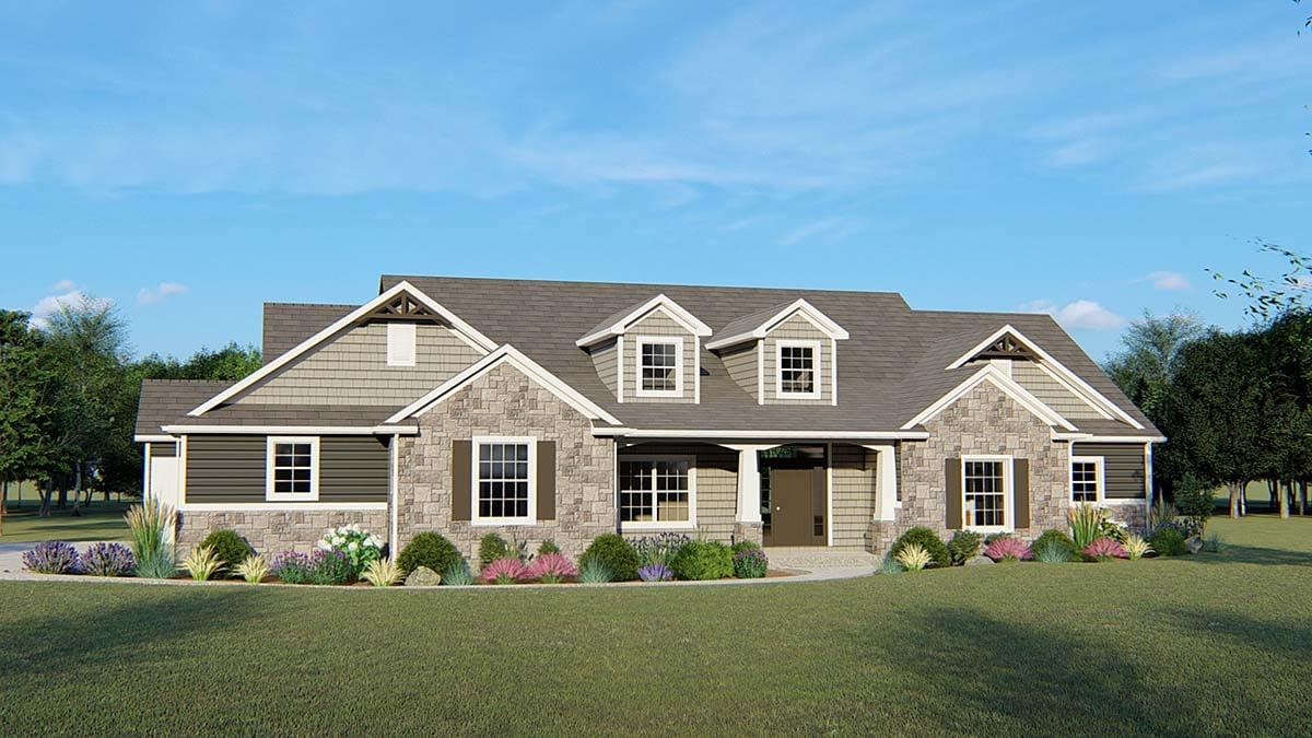 House Plan 51830