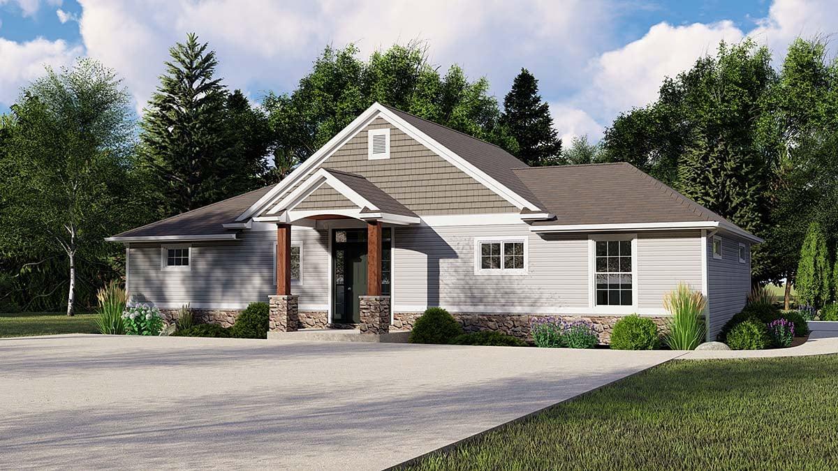 House Plan 51836