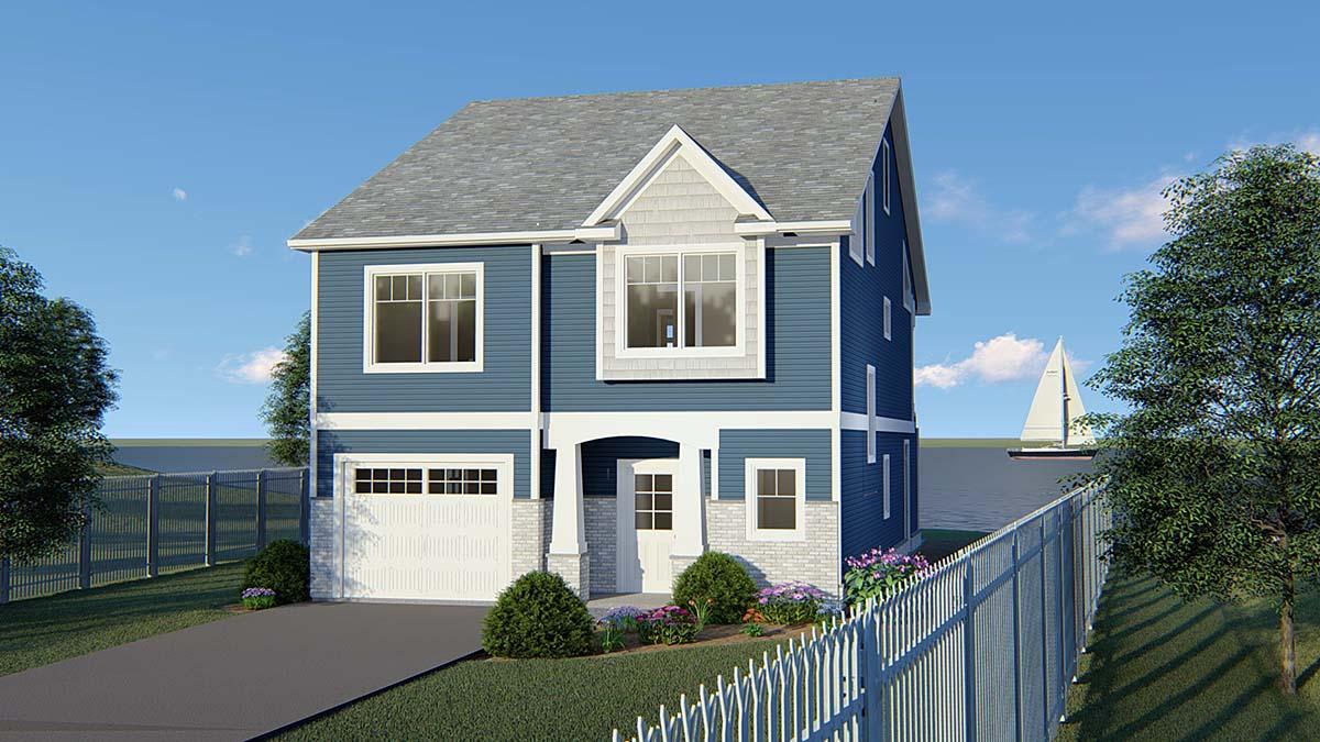 House Plan 51850