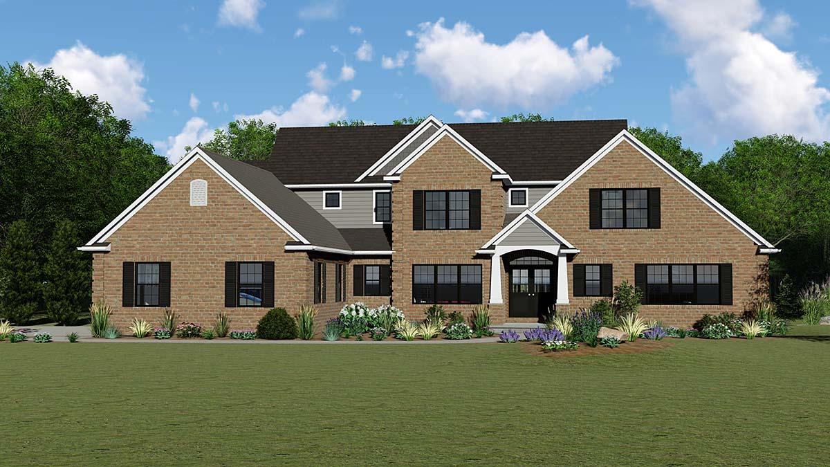 House Plan 51859