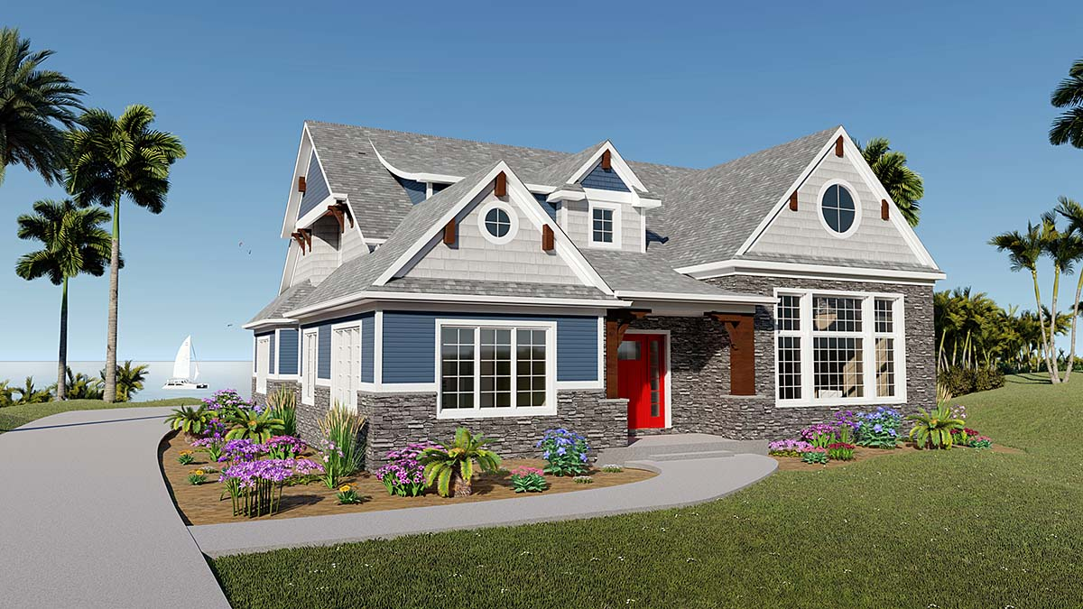 House Plan 51860