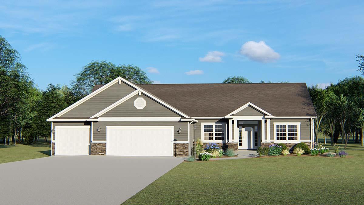 House Plan 51862