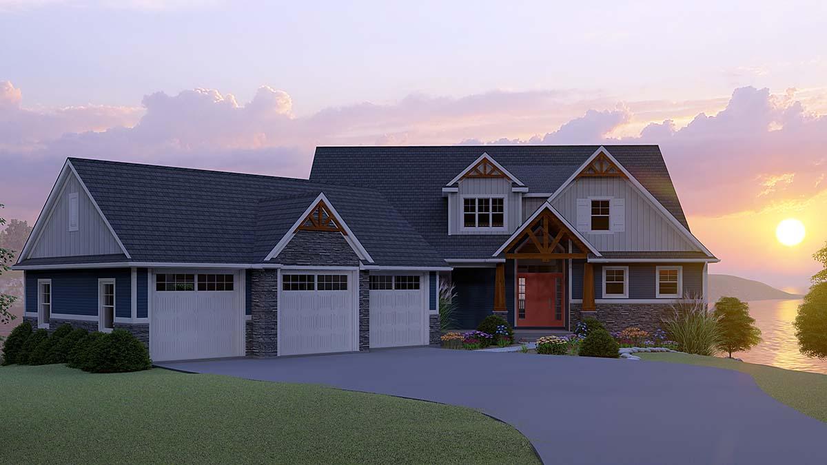 House Plan 51863