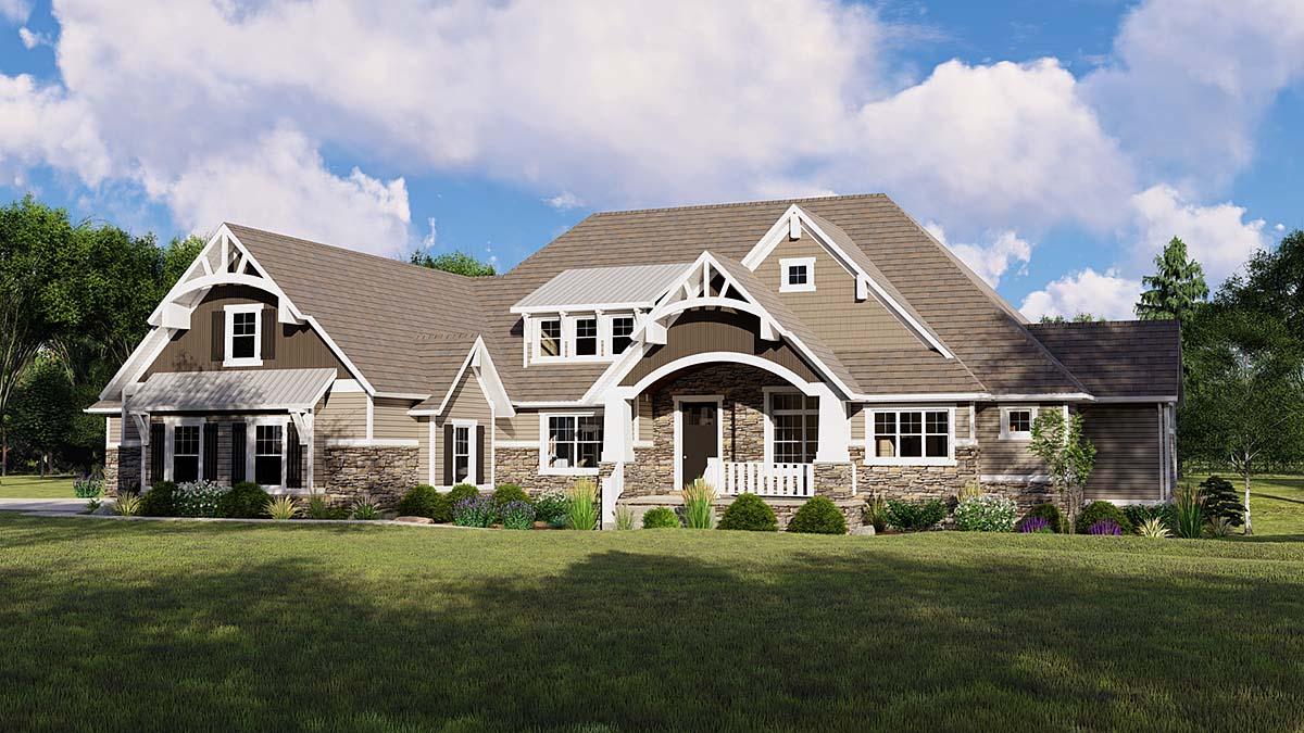 House Plan 51874