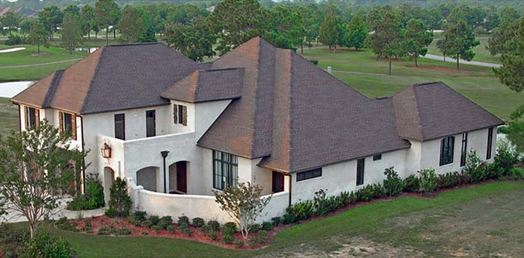 Country European French Country House Plan 51964