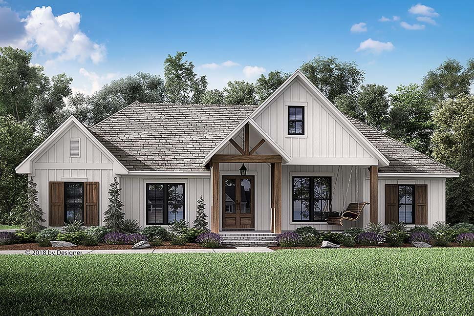 1,700 - 2,300 sq.ft. home plans on