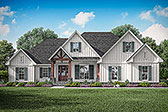 Plan Number 51992 - 2358 Square Feet