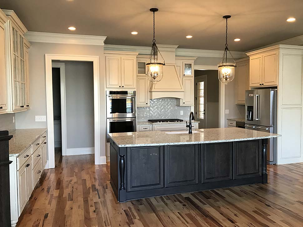 European House Plan 52023 with 4 Beds, 5 Baths, 3 Car Garage Picture 13