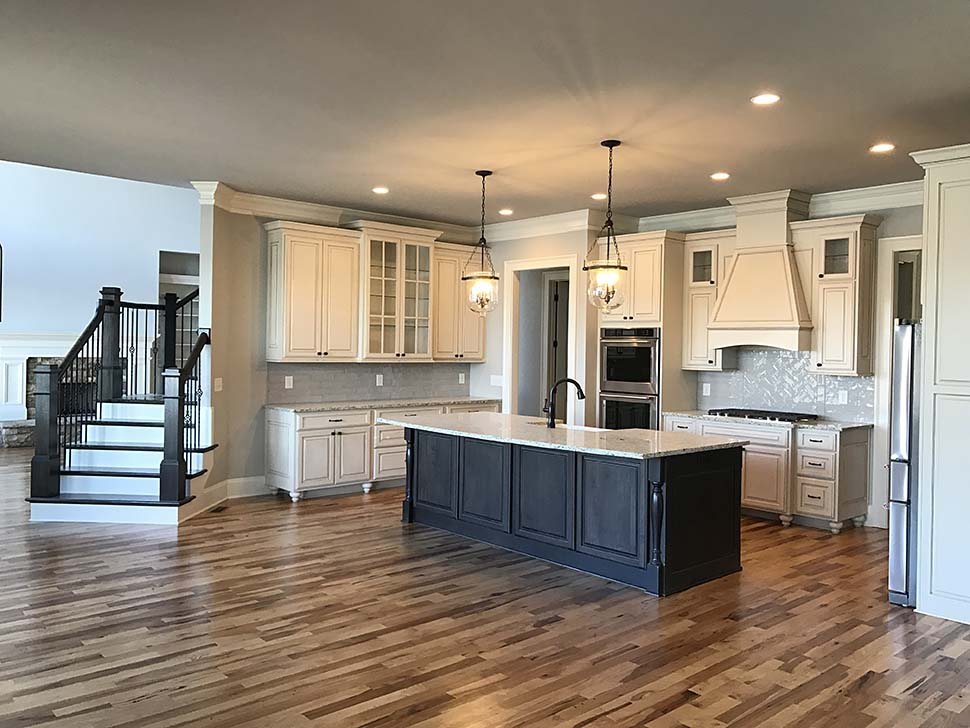 European House Plan 52023 with 4 Beds, 5 Baths, 3 Car Garage Picture 14