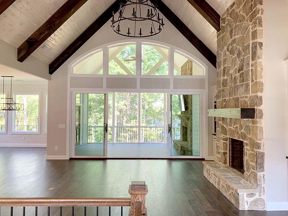 Craftsman, Farmhouse, Southern House Plan 52024 with 4 Beds, 4 Baths, 5 Car Garage Picture 9