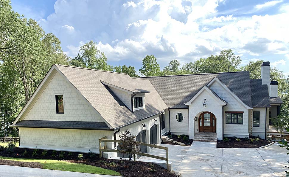 Coastal, Farmhouse, Southern House Plan 52025 with 4 Beds, 5 Baths, 3 Car Garage Picture 3