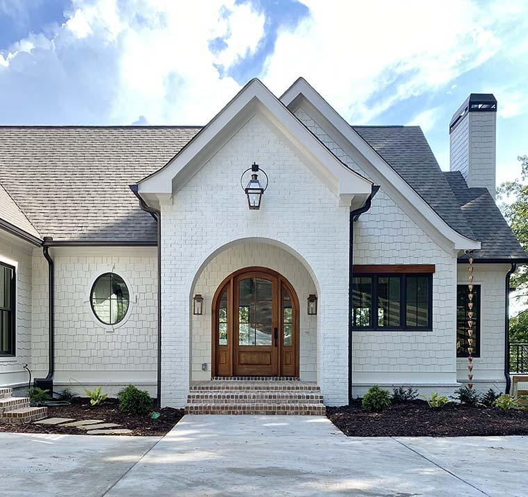 Coastal, Farmhouse, Southern House Plan 52025 with 4 Beds, 5 Baths, 3 Car Garage Picture 5