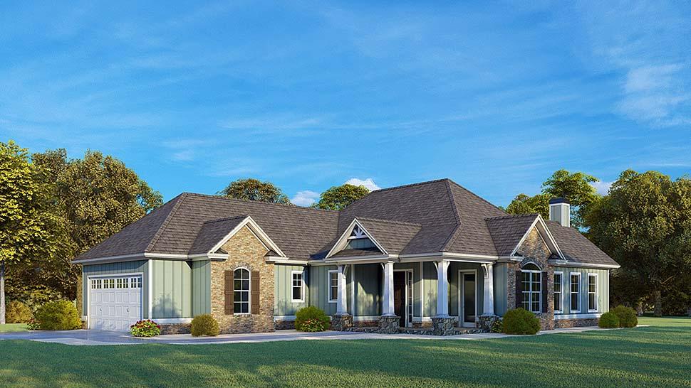 House Plan 52027