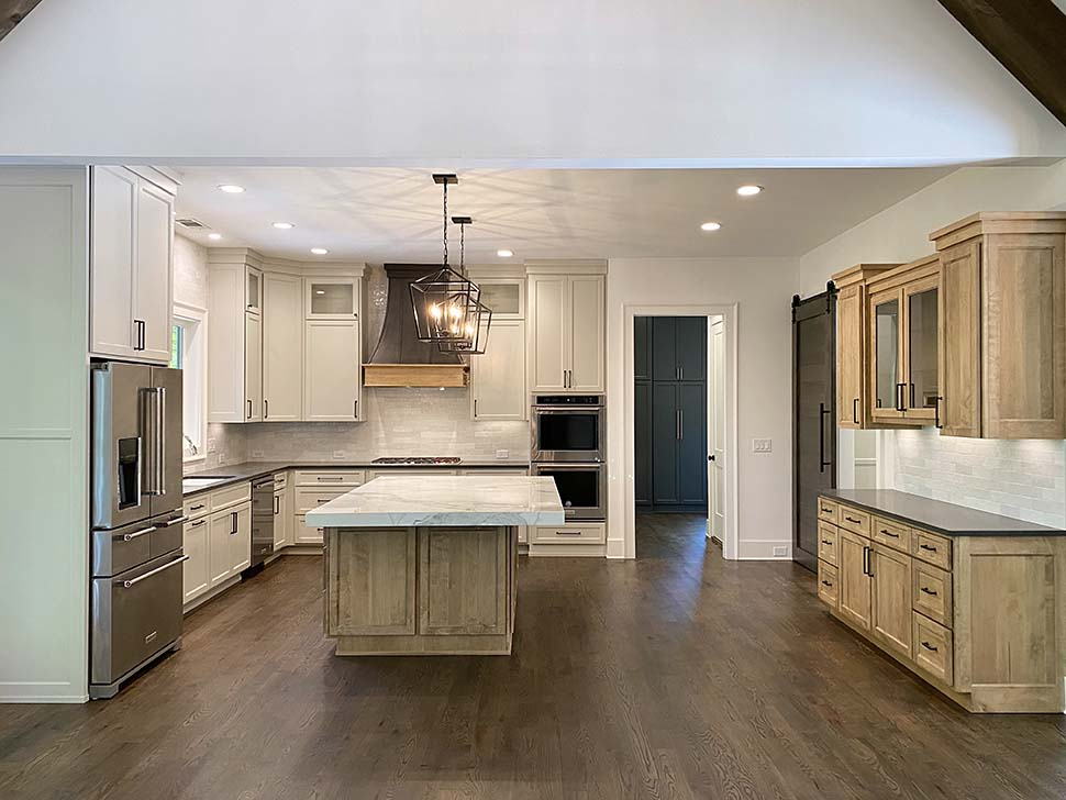 Craftsman House Plan 52029 with 4 Beds, 4 Baths, 3 Car Garage Picture 12
