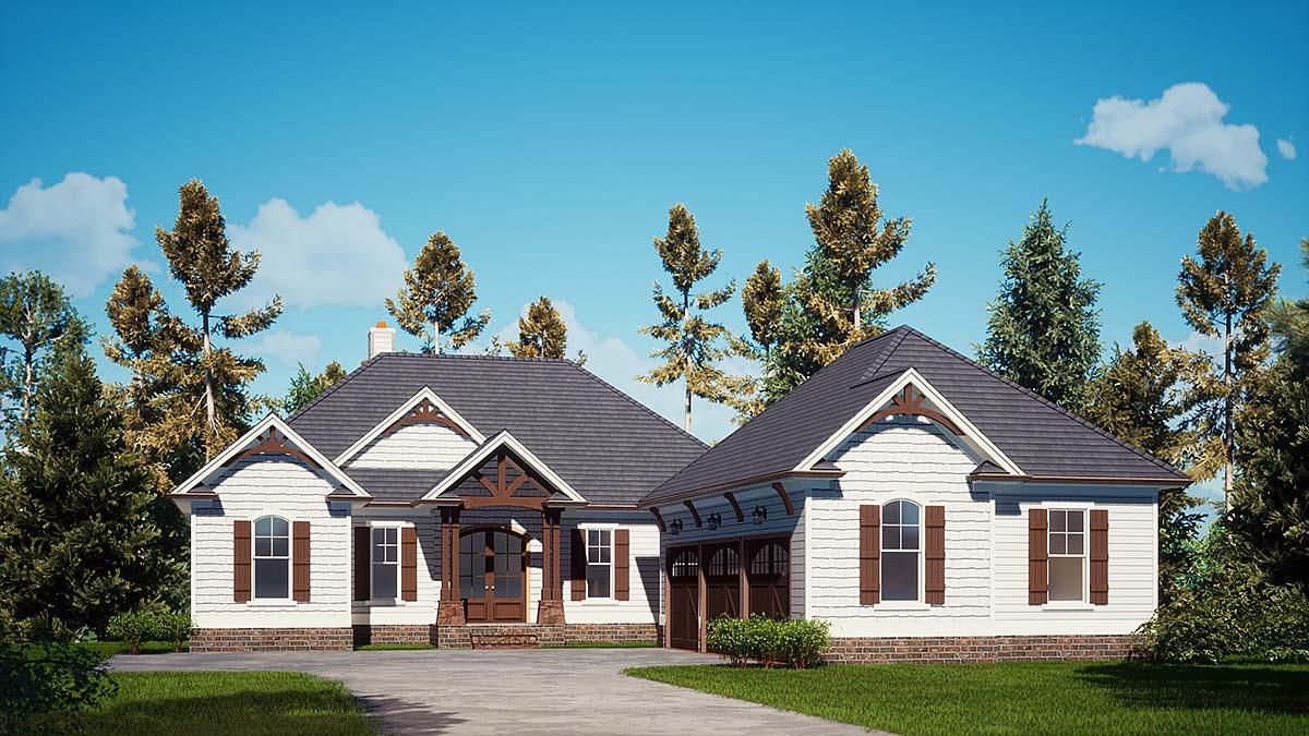 House Plan 52032