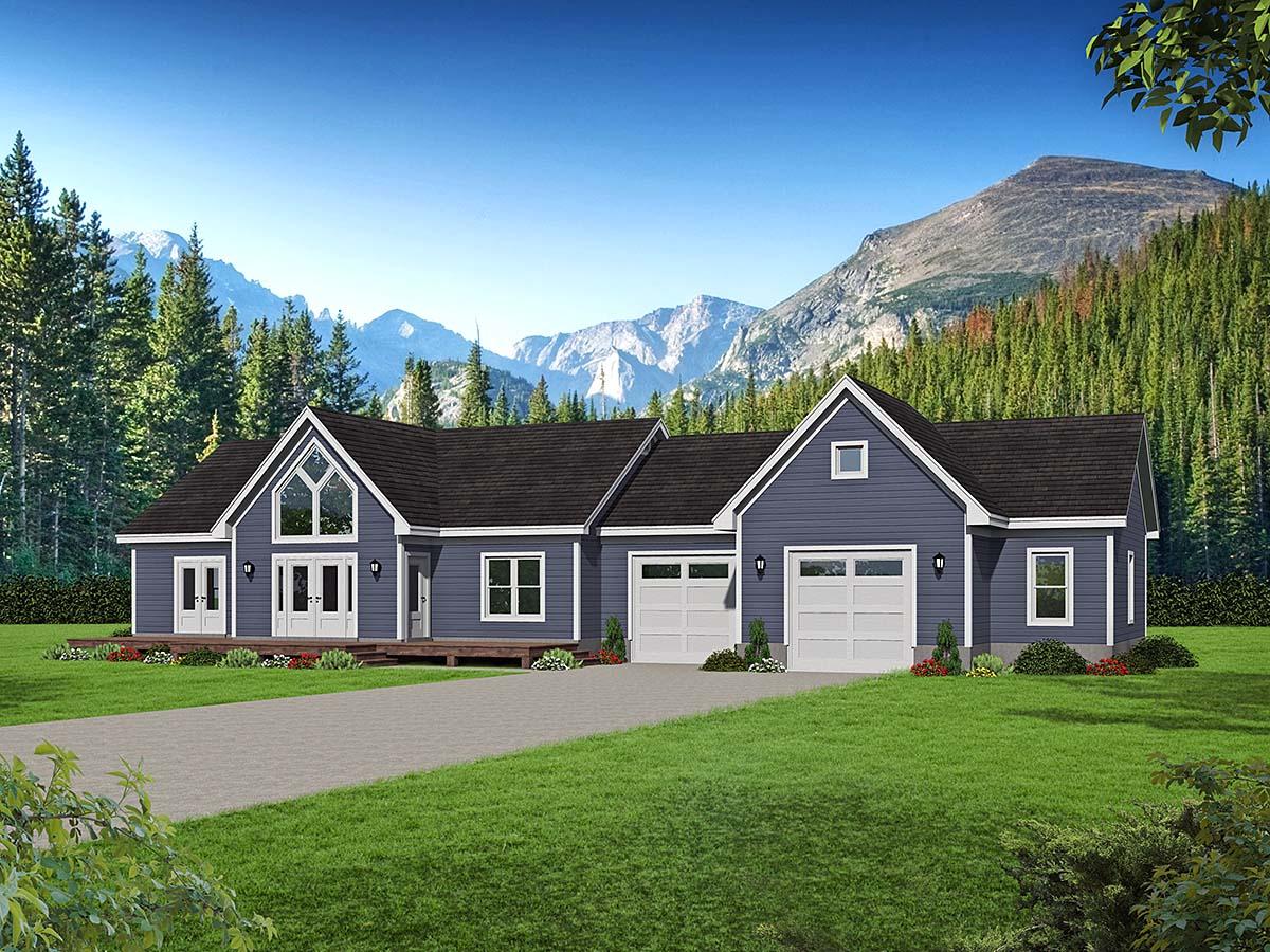 House Plan 52115