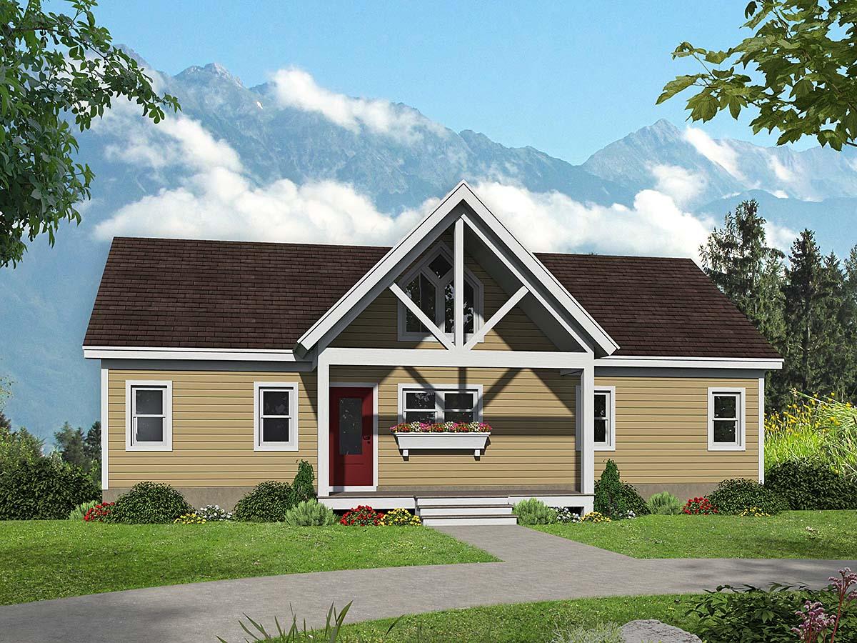House Plan 52127