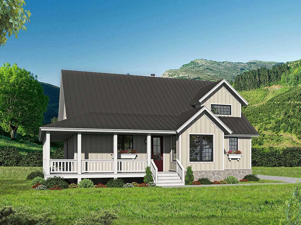 House Plan 52143