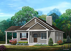 House Plan 52204