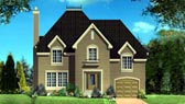 Plan Number 52303 - 2077 Square Feet