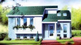 House Plan 52346 Elevation