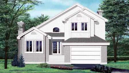 House Plan 52353