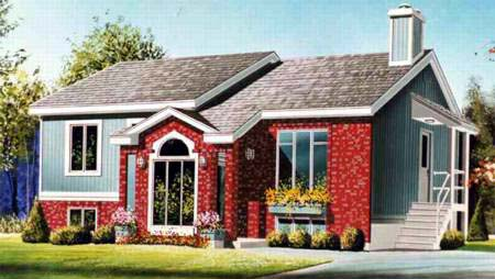 House Plan 52363 Elevation