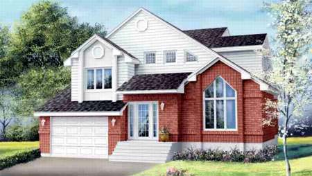 House Plan 52370 Elevation