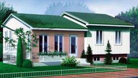 House Plan 52399 Elevation