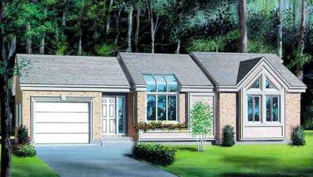 House Plan 52414