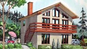 House Plan 52417