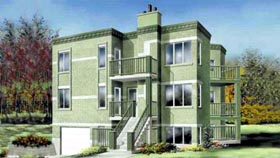 Multi-Family Plan 52430