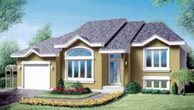 House Plan 52438 Elevation