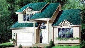 House Plan 52441