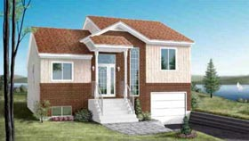 House Plan 52479 | Style Plan with 1934 Sq Ft, 2 Bedrooms, 2 Bathrooms, 1 Car Garage Elevation
