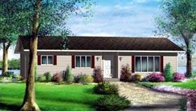 House Plan 52483