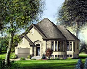 House Plan 52498