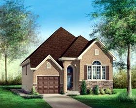 House Plan 52507