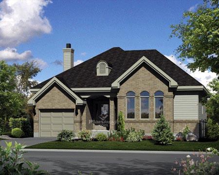 House Plan 52524