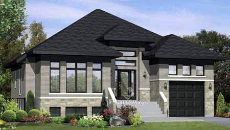 House Plan 52528 Elevation