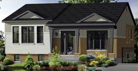 House Plan 52544 Elevation