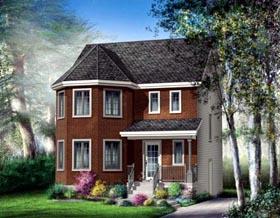House Plan 52573