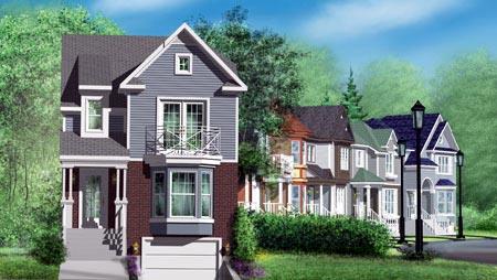 House Plan 52578 Elevation