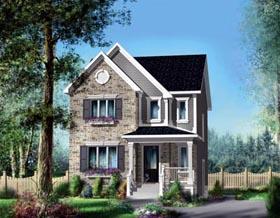 House Plan 52601