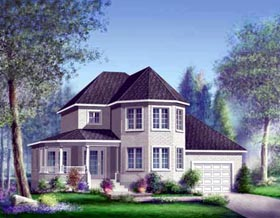 House Plan 52602