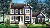 Plan Number 52607 - 1807 Square Feet