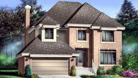 House Plan 52620