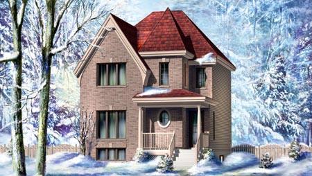 House Plan 52623