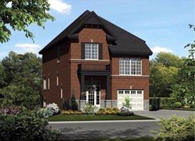 House Plan 52666 Elevation