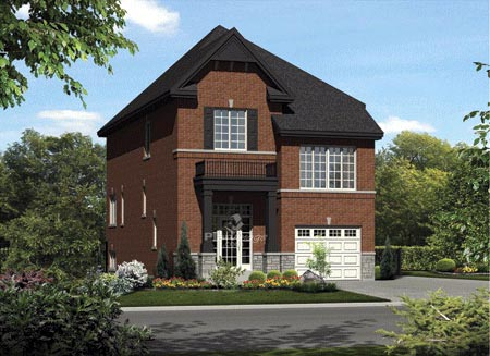 House Plan 52666 Elevation